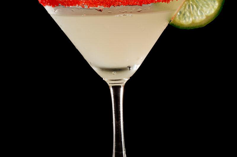 Captiva Key Lime Martini
